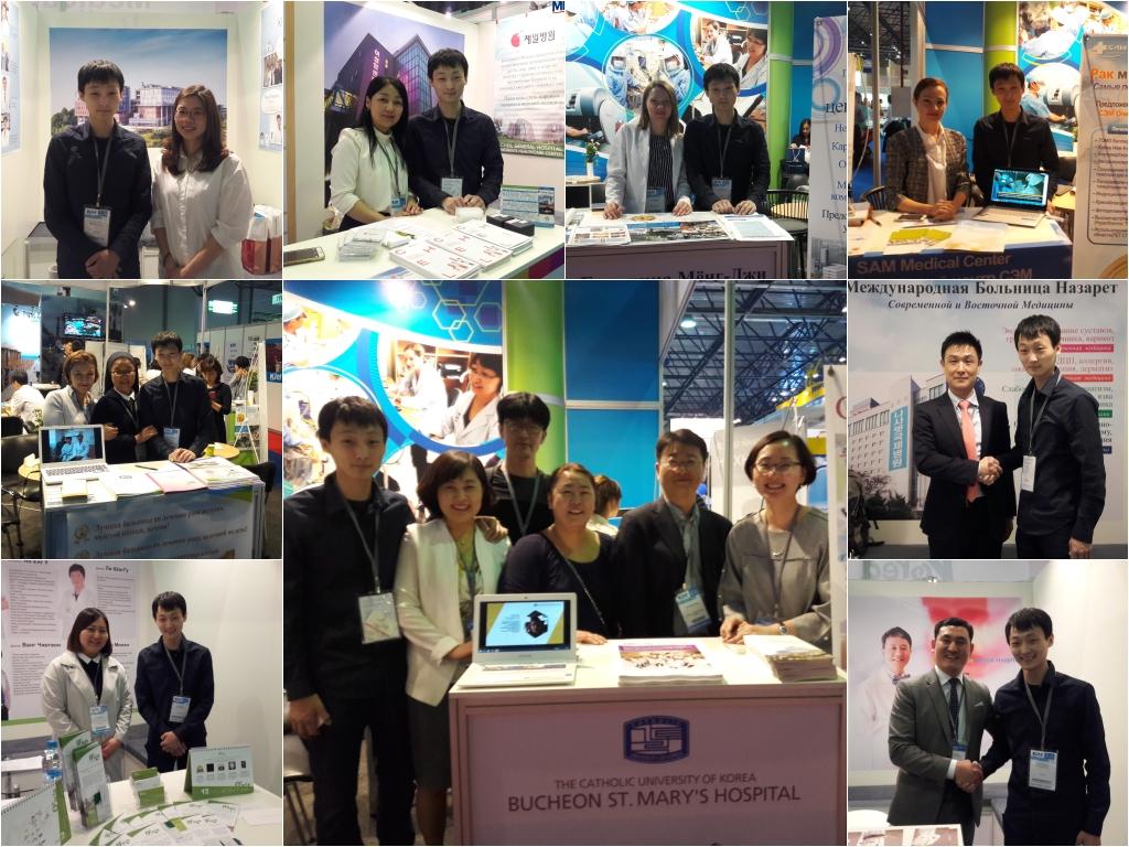Партнеры и друзья компании MEDMOST — врачи и координаторыиз Кореийских клиник.