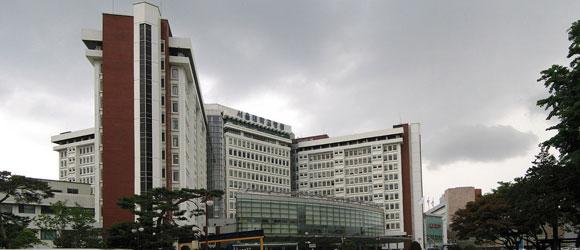 Госпиталь СНУХ в Корее